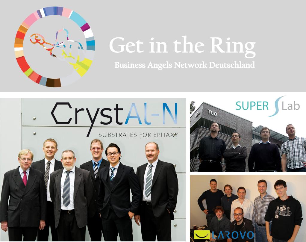 Get in the Ring - Gewinner Deutschlandrunde 2012
