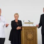 Berthold Bühler, Dr. Ute Günther, Dr. Roland Kirchhof