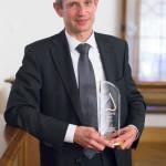 Rainer Christine ist Business Angel des Jahres 2014