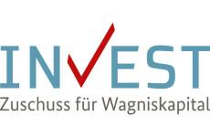 Invest Logo website header